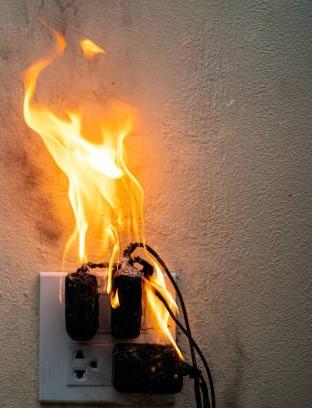 Electriciteisbranden